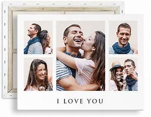 Leinwand Collage Dm : fotocollage auf leinwand neu mit 250 gratis vorlagen ~ Watch28wear.com Haus und Dekorationen