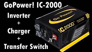 Go Power  Ic2000