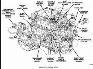 2008 dodge caravan 3 engine diagram dodge auto parts With chrysler lhs engine diagram also dodge grand caravan engine diagram as