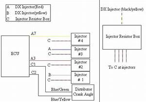 Crx Si Fuel Injector Wiring Diagram