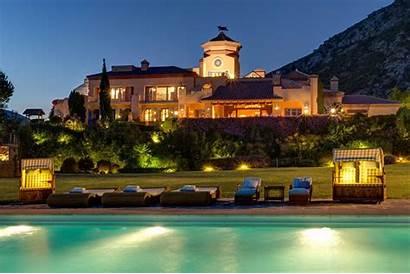 Villa Marbella Lusso Estate Night Donna Land