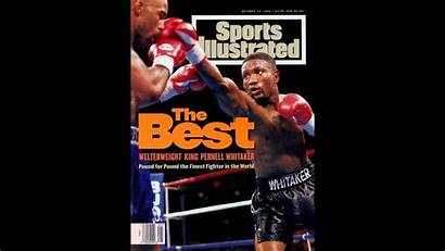 Whitaker Mayweather Pea Sweet Pernell Roger