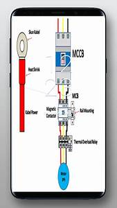 Electrical Motor Wiring Diagram For Android