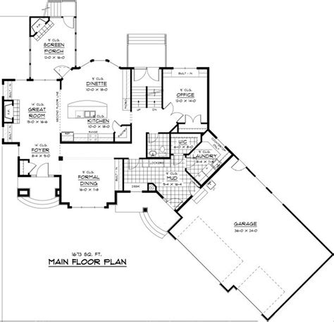 1500 sf house plans modern home plans 1500 square home deco plans