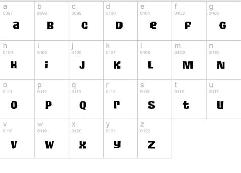FontsMarket.com - Details of Survivor Font font