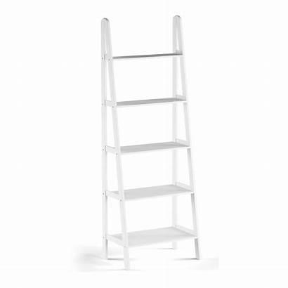 Ladder Wood Shelves Shelf Overstock