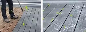Imperméabilisant Pour Terrasse : poser une terrasse composite sur lambourdes composites ~ Premium-room.com Idées de Décoration