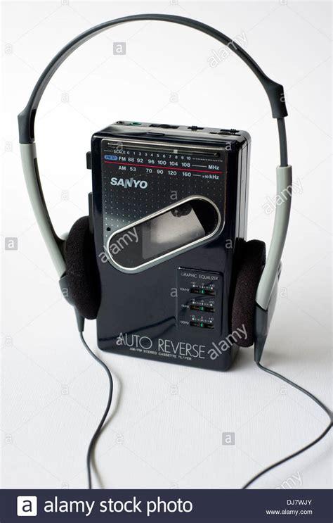 Cassette Walkman by An Sanyo Walkman Personal Cassette Player Including
