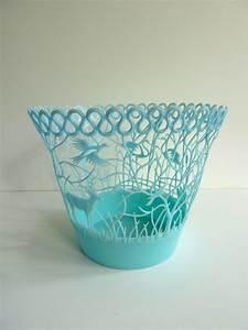 Cache Pot Bleu : cache pot bleu feeb 39 s little shop ~ Teatrodelosmanantiales.com Idées de Décoration