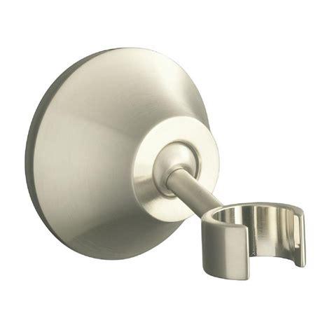 kohler kitchen faucets home depot kohler forte adjustable wall mount bracket in vibrant