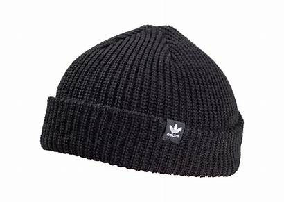 Bonnet Noir Adidas Fisherman Trefoil Chausport