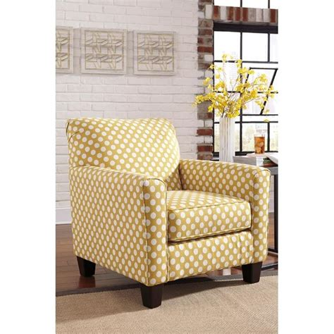 add some to your living room with a bright yellow