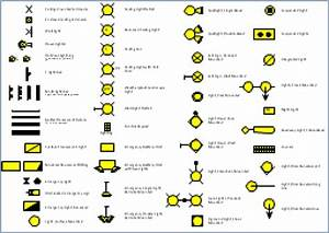 ceiling light lighting symbols for reflected ceiling plan With lamp floor plan symbol