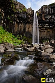 Iceland Waterfall National Park