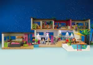 HD wallpapers image de maison moderne playmobil