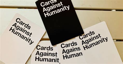 Both the base game and the expansions are available in digital form and there are several ways to play. Cards Against Humanity: Family Edition is available online to print for free while home during ...