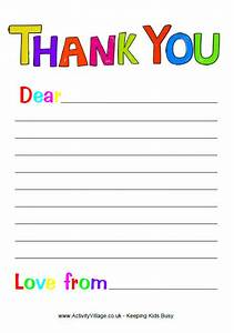 5 best images of free printable letter writing paper for With letter writing paper for kids