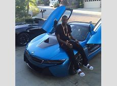 Rapper Soulja Boy Claims He Bought a BMW i8 Or Did He