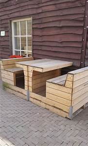 Outdoor Couch made from Pallets Pallets Designs