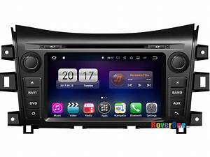 For Nissan Navara Np300 For Renault Alaskan Android 7 1