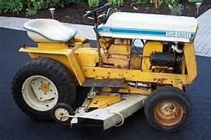 Cub Cadet 72 104 105 124 125 Factory Service Manual