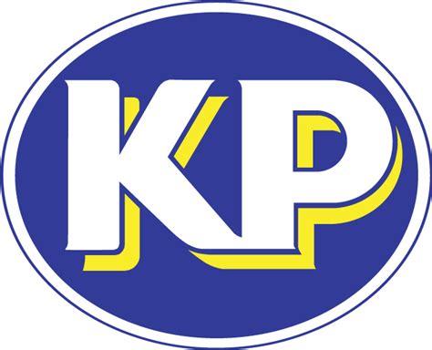 contemporary wallpaper kp logo free vector 4vector