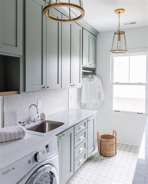 These 9 Stylish Laundry Rooms Will Make You Want To Do