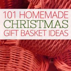 101 homemade christmas gift basket ideas part 1 ohladee