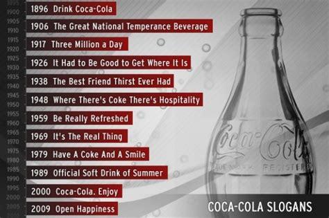 coca cola slogans general pinterest coca cola