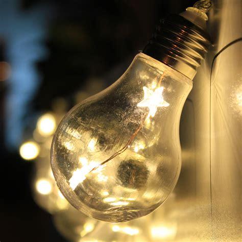 warm white 10 edison bulbs 20 led 8 2ft string