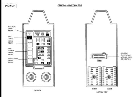 2009 F650 Fuse Box by I Need A Diagram For The Fuse Box