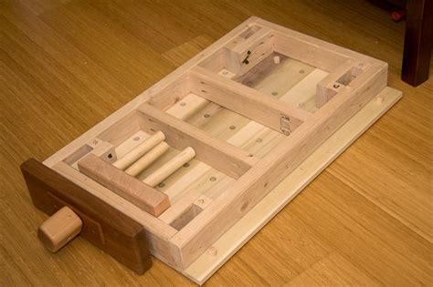 woodwork workbench diy vise  plans