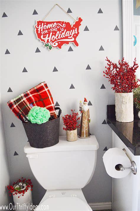 christmas home    thrifty ideas