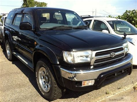 Toyota Hilux Surf 1999  Japanese Used Car Exporter