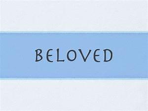 Beloved | Seeds to Sow