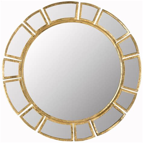 Safavieh Sunburst Mirror by Safavieh Deco Sunburst 30 In X 30 In Iron Framed Mirror