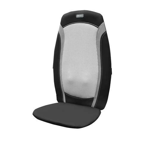 Homedics Sbm 300ha 3gb Shiatsu Massager With Heat Homedics Chair Back Massager Homedics Style