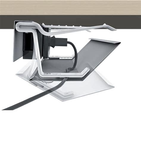 passage de cable bureau kit goulotte métallique kit goulotte de bureau goulotte
