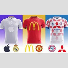 15 Amazing Football Clubs Concept Kits If Owned By These