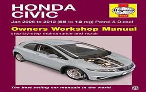 2009 Honda Civic Owners Manual Pdf