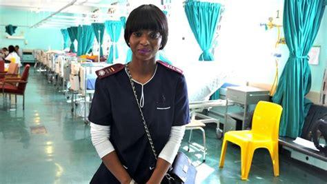 nurse  sa city press