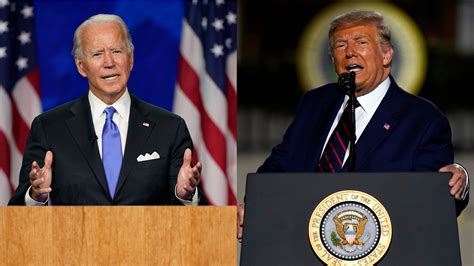 Biden leads Trump by narrower 7 points post-conventions ...