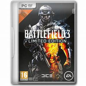 Battlefield 3 Limited Edition Icon - PC Game Icons 55 ...