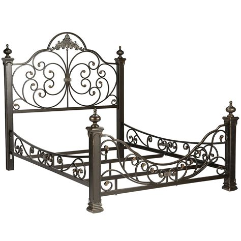 39946 awesome baroque bed frame baroque metal bed frame in beds and headboards
