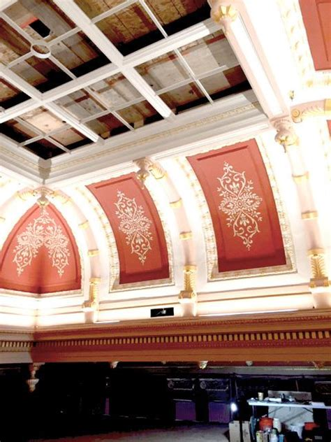 Chambers Restoration Colorado State Capitol