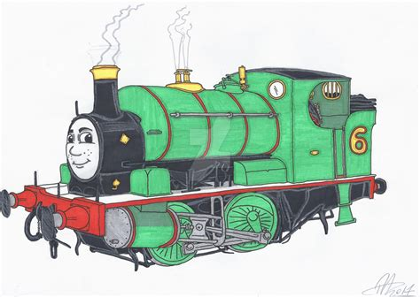 rws percy the small engine by waltsland1912 on deviantart
