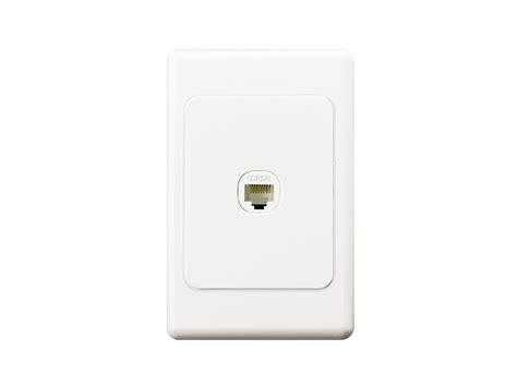 clipsal 30rj45sma5sh modular socket category 5e utp