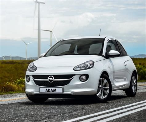 Adam Opel by Opel Adam 2014 Driven Cars Co Za