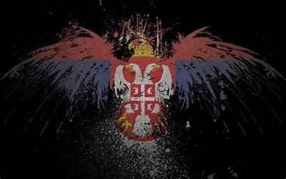 Serbian Serbia Eagle Wallpapersafari Wallpapers General Hipwallpaper