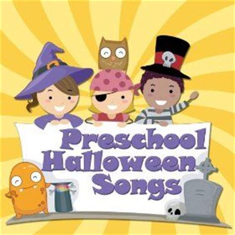 halloween preschool songs 17 best images about singing in preschool on 310